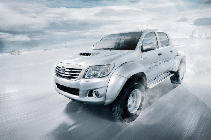 Arctic Trucks Hilux AT35