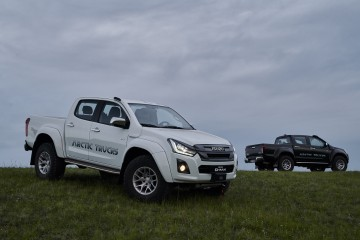 Isuzu D-Max AT35