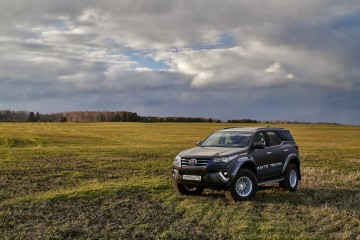 Arctic Trucks Fortuner AT35