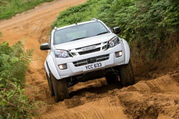 Arctic Trucks D-Max AT35