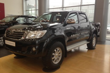 Arctic Trucks Hilux AT33