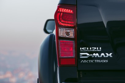 Isuzu D-MAX Arctic Trucks AT35 в России