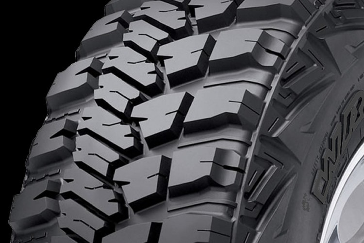 Шина Goodyear Wrangler MT/R with Kevlar