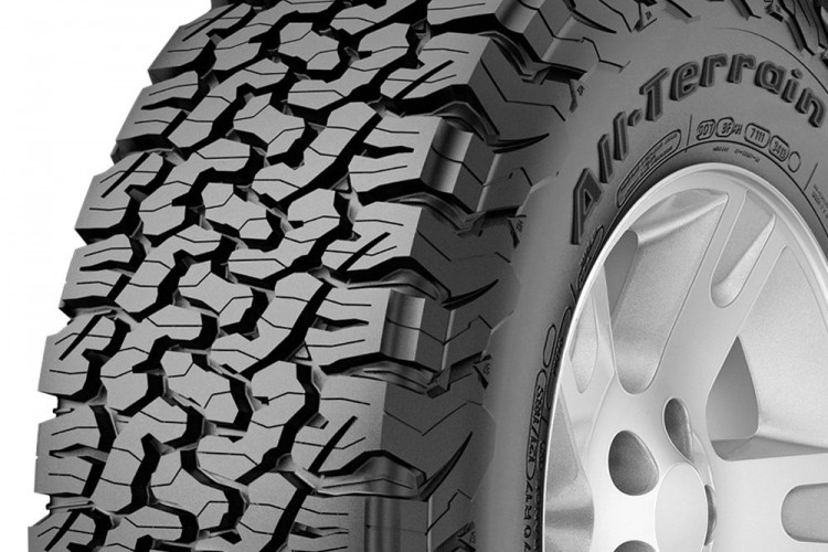 Шина летняя BFGoodrich All-Terrain KO2